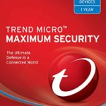 Trend Micro Maximum 2020 1 Año 5 Dispositivos