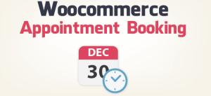 WooCommerce Appointments Reserva de Citas y Booking