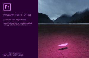 Adobe Premiere Pro CC 2019 MacOSX