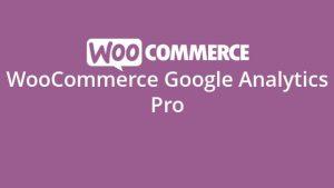 Woocommerce Analytics Pro