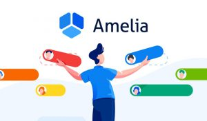 Amelia Booking System
