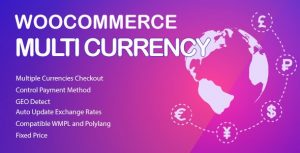 WooCommerce Multi Currency Premium
