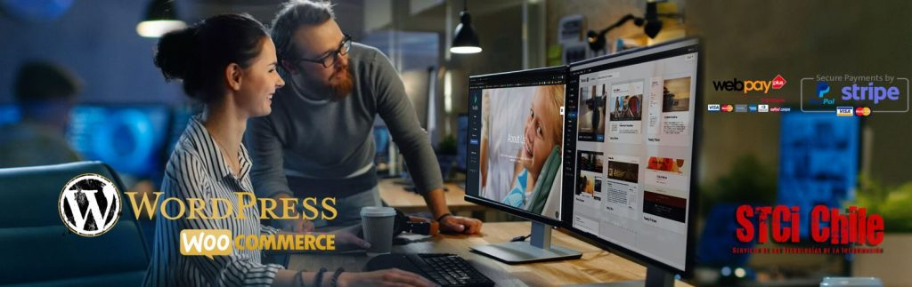 WordPress Megapack Premium STCi Chile