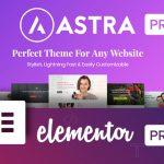 Astra Pro WordPress Theme & Addons Premium Sites