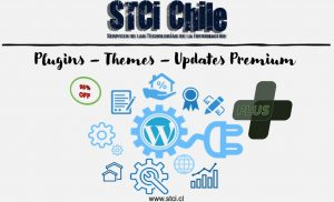 Pack WordPress Premium Plus STCi Anual