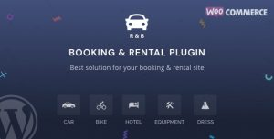 RnB WooCommerce Booking y Rental Plugin