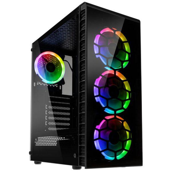 PC Intel i3 9100F GTX 1650 Super SSD NVME 250 GB 8GB Ram 2666 mhz