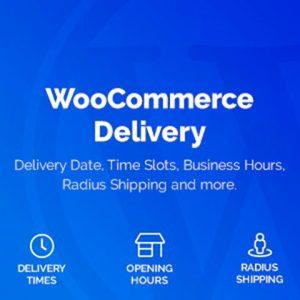 WooCommerce Delivery Delivery Date & Time Slots Fecha y hora de entrega