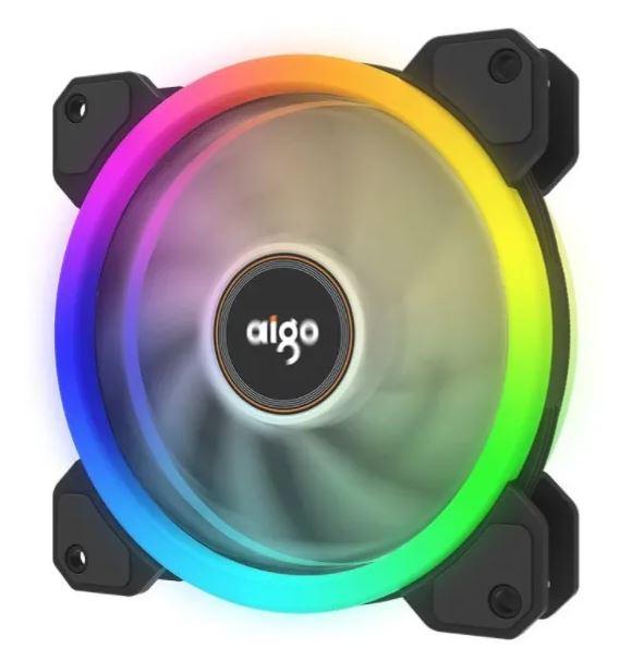 Aigo DR12 Ventilador RGB 120mm