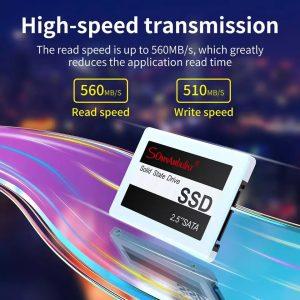 Disco Duro SSD 960GB Sata3 2,5