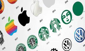 Pasos y Consejos para diseñar un buen logotipo con ejemplos