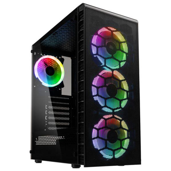 PC Ryzen 5 3600x GTX 1660 Super 512GB SSD NVME 2x8GB 3200 MHZ