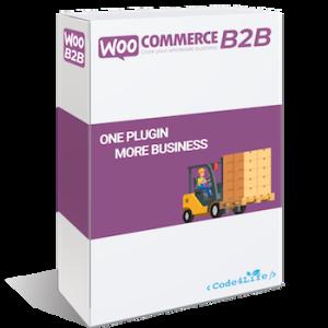 Woocommerce B2B Vende al por mayor gestiona perfiles y mas