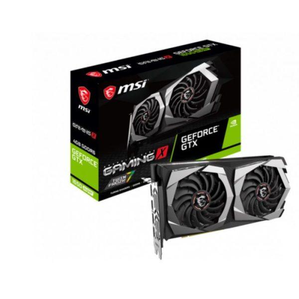 MSI GeForce GTX 1650 Super Gaming X 4GB 128-Bit GDDR6 PCI Express 3.0 x16