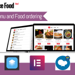 WooCommerce Food Menu de Restaurante y Pedidos de comida