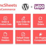 WPSyncSheets For WooCommerce administre pedidos de WooCommerce con la hoja de calculo de Google