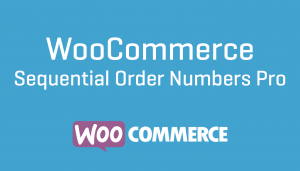WooCommerce Sequential Order Numbers Pro Numeros de orden secuencial