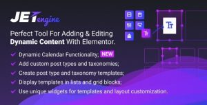 JetEngine Adding and Editing Dynamic Content with Elementor