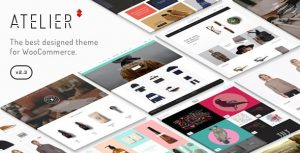 Atelier Creative Multi Purpose eCommerce Theme