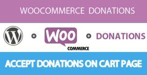 Donation for Woocommerce Donaciones para Woocommerce