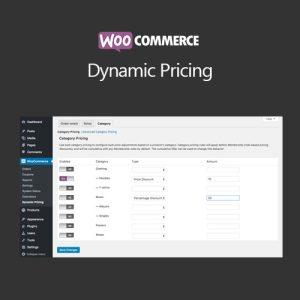 Woocommerce Dynamic Pricing Descuentos por volumen precios basados en roles y mucho más