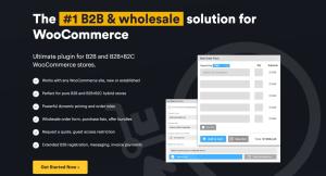 B2BKing The Ultimate WooCommerce B2B & Wholesale Plugin