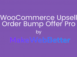 Upsell Order Bump Offer For Woocommerce Pro