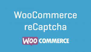 reCaptcha for WooCommerce